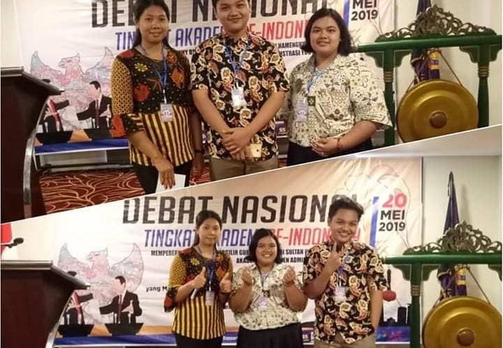 Partisipasi Mahasiswa dalam Lomba Debat Nasional