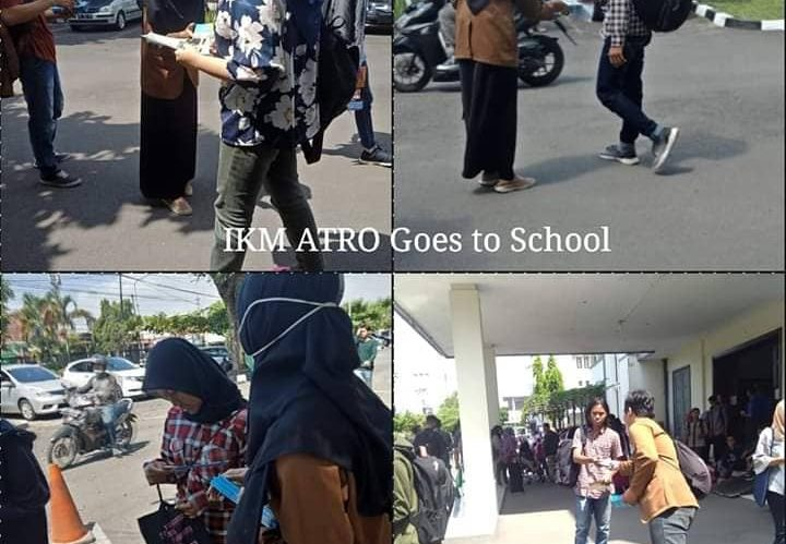 ATRO Goes to School